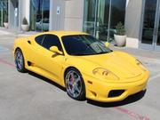 Ferrari 360 Modena 3.6L 3586CC V8